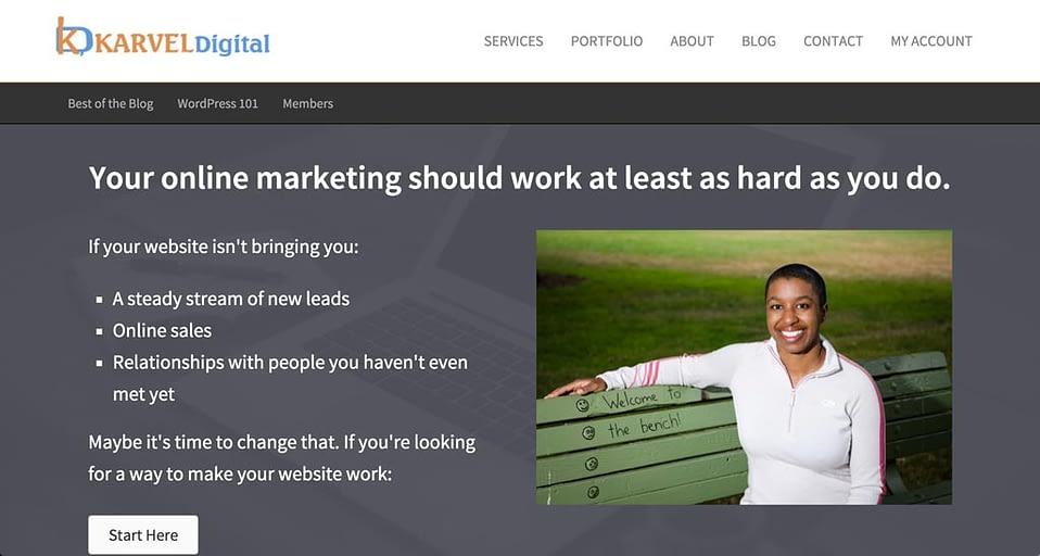 The new karveldigital.com