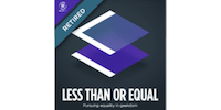 Less-Than-or-Equal